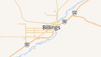Billings online kaart