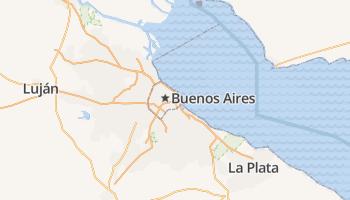 Buenos Aires online kaart