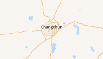 Changchun online kaart