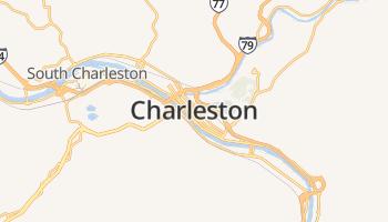 Charleston online kaart