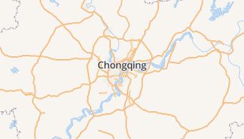 Tsjoengking online kaart