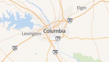 Columbia online kaart