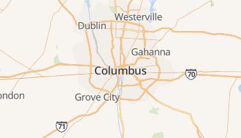 Columbus online kaart
