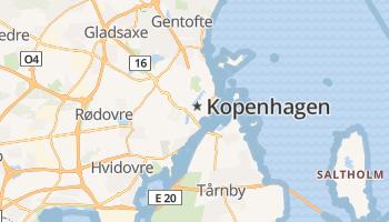 Kopenhagen online kaart
