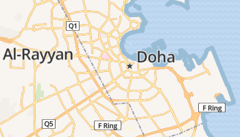 Doha online kaart