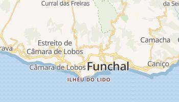 Funchal online kaart