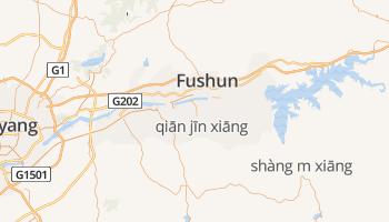 Fushun online kaart