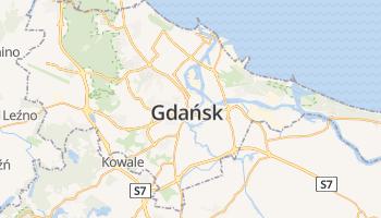 Gdansk online kaart