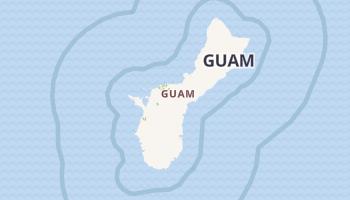 Guam online kaart