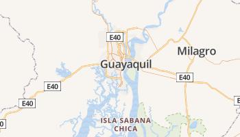 Guayaquil online kaart