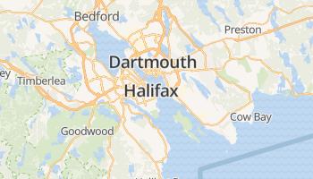 Halifax online kaart