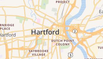 Hartford online kaart