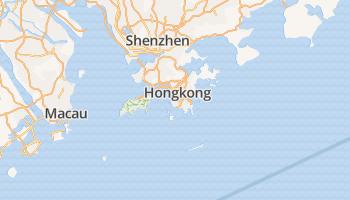 Hongkong online kaart