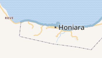 Honiara online kaart