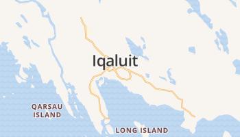 Iqaluit online kaart