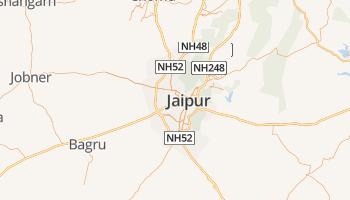 Jaipur online kaart