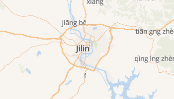 Jilin online kaart
