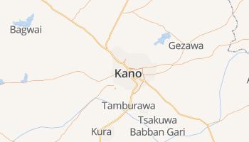 Kano online kaart