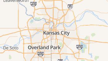 Kansas City online kaart