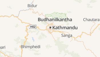 Kathmandu online kaart