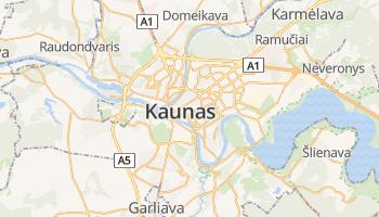 Kaunas online kaart
