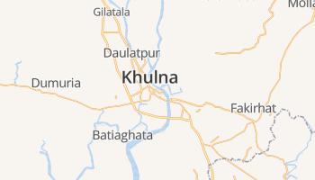 Khulna online kaart