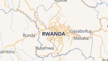 Kigali online kaart