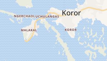 Koror online kaart