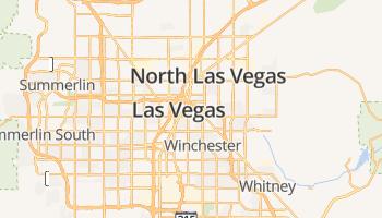 Las Vegas online kaart
