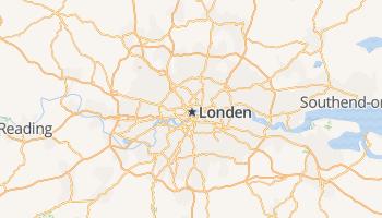 Londen online kaart