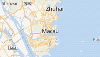 Macau online kaart