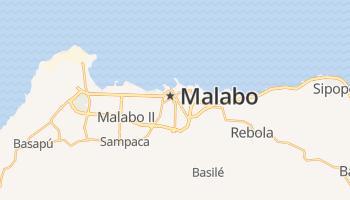 Malabo online kaart