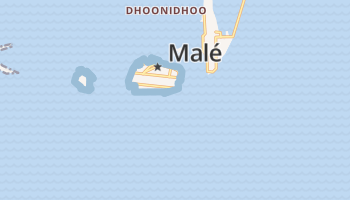 Malé online kaart