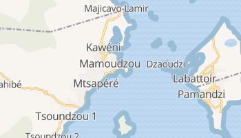 Mamoudzou online kaart