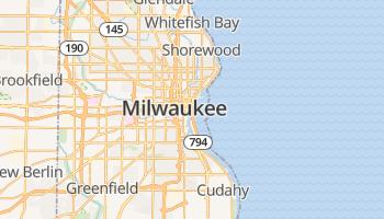 Milwaukee online kaart