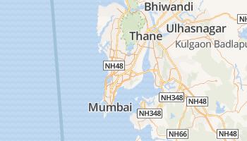 Mumbai online kaart