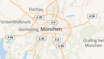 München online kaart