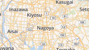 Nagoya online kaart