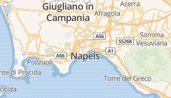 Napels online kaart