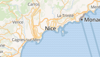 Nice online kaart