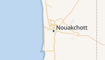 Nouakchott online kaart