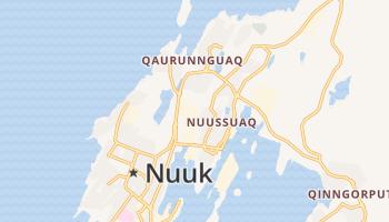 Nuuk online kaart