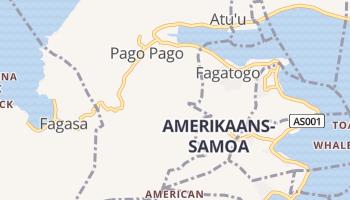 Pago Pago online kaart