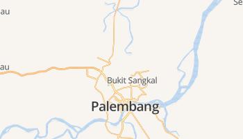 Palembang online kaart
