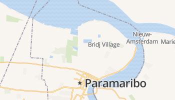 Paramaribo online kaart