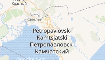 Petropavlovsk-Kamtsjatski online kaart