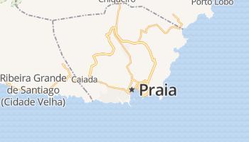 Praia online kaart
