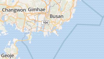 Busan online kaart