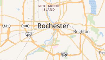 Rochester online kaart