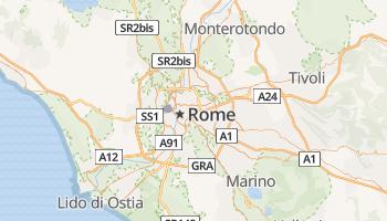 Rome online kaart
